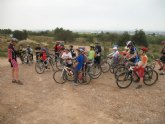 La jornada de la Escuela Deportiva Municipal de Ciclismo contó con la participación de más de una veintena de ciclistas