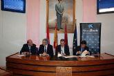 Microbank y el ayuntamiento de Alcantarilla firman un acuerdo para la financiación de microcréditos