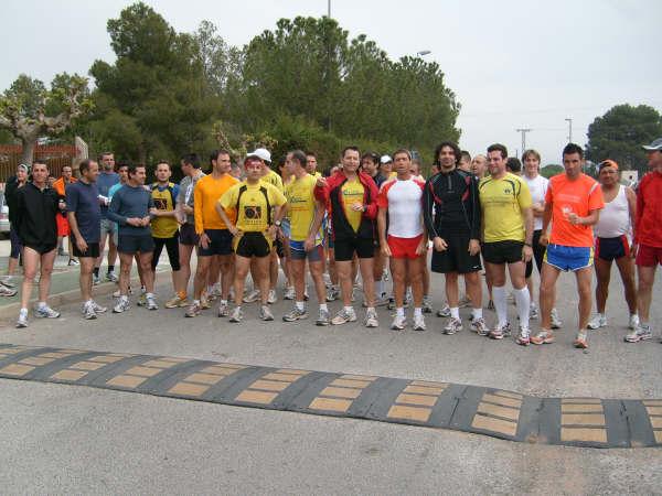 El pr�ximo s�bado 9 de mayo tendr� lugar la segunda edici�n de la Carrera del Club de Tenis, Foto 1