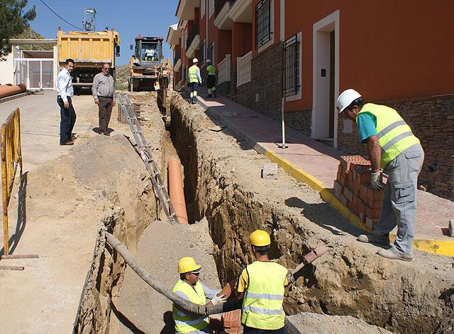 Puerto Lumbreras instala un sistema para aprovechar la recogida de pluviales - 1, Foto 1