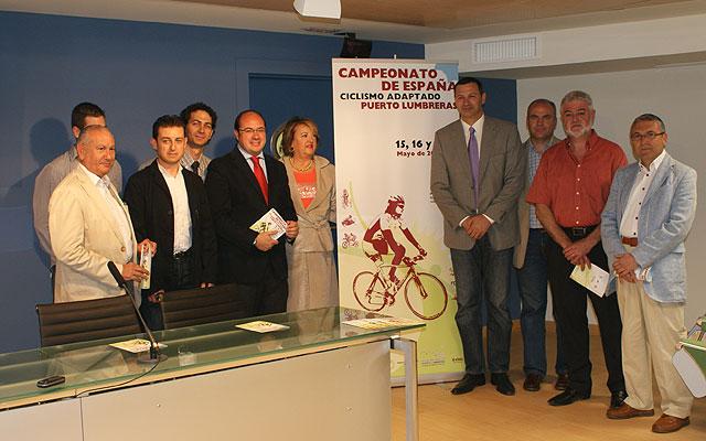 Puerto Lumbreras acogerá el Campeonato de España de Ciclismo Adaptado - 1, Foto 1