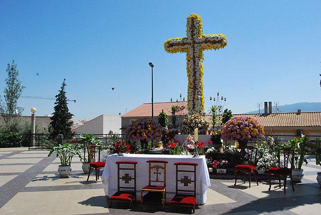 Se realizó la entrega de premios del Concurso de Mayos y Cruces 2009, Foto 1
