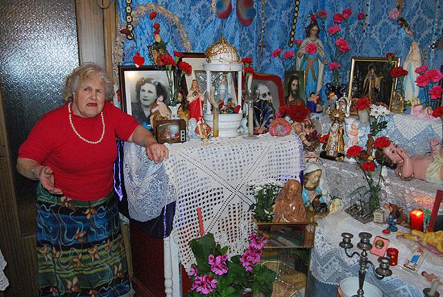 Se realizó la entrega de premios del Concurso de Mayos y Cruces 2009, Foto 3