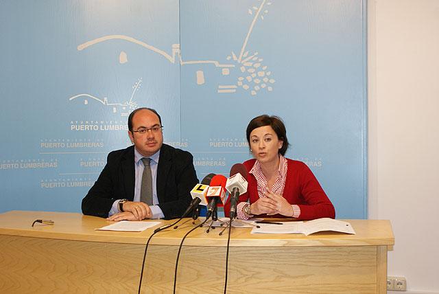 El Ayuntamiento de Puerto Lumbreras creará un vivero de empresas para mujeres en el Polígono Industrial - 1, Foto 1