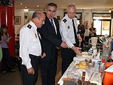 Más de cinco kilogramos de cocaína intervenidos en una operación policial contra el tráfico de drogas en Murcia
