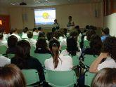 """El Servicio de Voluntariado y Relaciones Internacionales desarrolla actividades de sensibilización con 60 estudiantes del colegio """"La Milagrosa"""""""