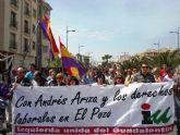 IU en Totana apoya las reivindicaciones de los trabajadores de ElPozo Alimentación, que se encuentran en huelga