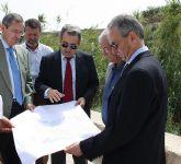 La Consejería de Agricultura y Agua destina 570.000 euros para mejorar las infraestructuras hidráulicas de Archena