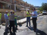 El arreglo de diversas calles de la localidad tendrá una inversión de 214.345 €