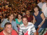 El PSOE da el pistoletazo de salida a las elecciones europeas del 7 de junio en la emblematica plaza de Vistalegre (Madrid)