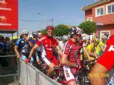 El Club Ciclista Santa Eulalia, combativo en el Memorial Pedro García Zapata de Torre Pacheco