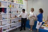 El Centro Ocupacional de Mazarr�n abre su tienda