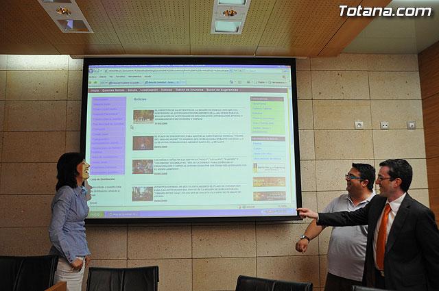 El nuevo portal de Juventud nace con el objetivo de ofrecer un espacio virtual... - 1, Foto 1