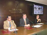 Blaya y Ballesta firman un convenio para la construcci�n de viviendas sociales