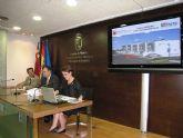 La Comunidad invierte 1,5 millones de euros en la construcci�n de viviendas sociales en el Barrio de San Jos� del Puerto de Mazarr�n