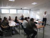 """Inaugurado el curso de """"Inglés Básico"""", de 30 horas de duración, dirigido a empresarios autónomos y trabajadores en activo"""