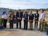 Inaugurado el colector que evitará las inundaciones de El Garbanzal y Las Oliveras