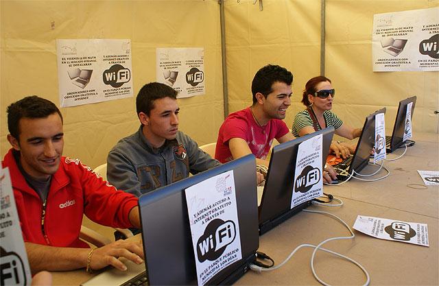 Puerto Lumbreras anuncia su apuesta por el e-government en la celebración del Día Mundial de la Sociedad de la Información - 1, Foto 1