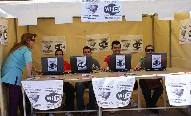 Puerto Lumbreras anuncia su apuesta por el e-government en la celebración del Día Mundial de la Sociedad de la Información - 2, Foto 2