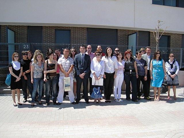La Comunidad finaliza 36 viviendas de protección pública para jóvenes en Torre Pacheco - 1, Foto 1