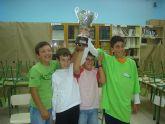 Alumnos de 4º de Primaria dan la victoria al colegio Fulgencio