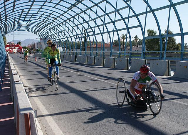Comienzan las pruebas del Campeonato de España de Ciclismo Adaptado en Puerto Lumbreras - 1, Foto 1