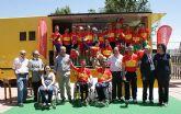 Puerto Lumbreras acoge el Campeonato Nacional de Ciclismo Adaptado