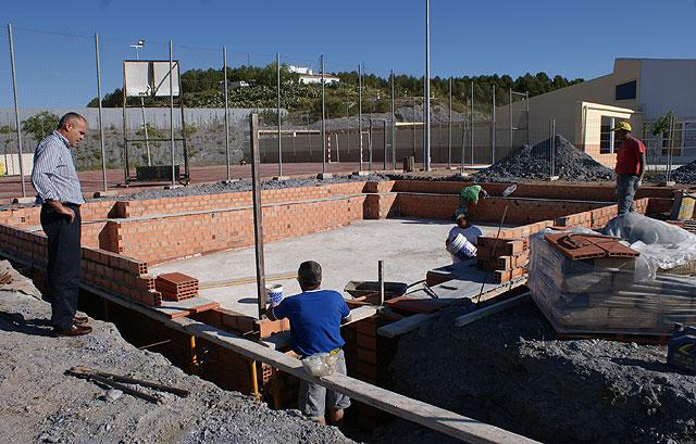 El Ayuntamiento mejorará el Albergue Juvenil Cabezo de la Jara con una piscina y la adecuación de los exteriores - 1, Foto 1