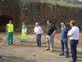 Comienza la rehabilitación del Lavadero de mineral de la Mina Remunerada