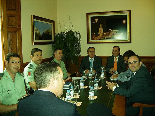 El Delegado de Gobierno de la Comunidad Autónoma de la Región de Murcia visita Fortuna - 2, Foto 2