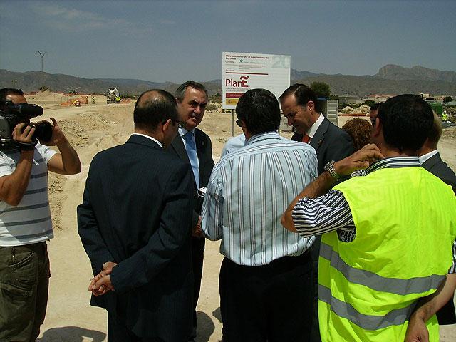 El Delegado de Gobierno de la Comunidad Autónoma de la Región de Murcia visita Fortuna - 4, Foto 4
