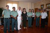 Los Alcázares acoge esta semana el XV Campeonato de Salvamento y Socorrismo de la Guardia Civil