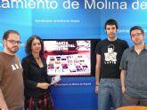 El grupo molinense TOP MANTA EXPERIMENTAL ORCHESTRA, ganador del Certamen Mola Joven de Música 2008 de Molina de Segura, presenta su disco Ecléctica farándula