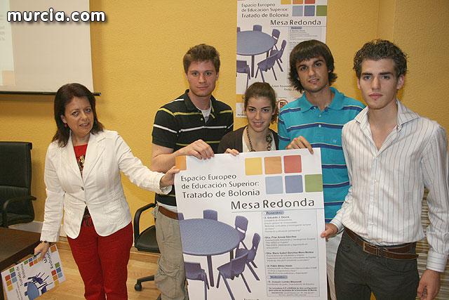 ALUM organizará una mesa redonda sobre el Espacio Europeo de Educación Superior (Plan de estudios Bolonia) - 1, Foto 1