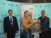 Los mejores fisioculturistas de España participan este fin de semana en el Campeonato Nacional Olimpia 2009 en San Javier