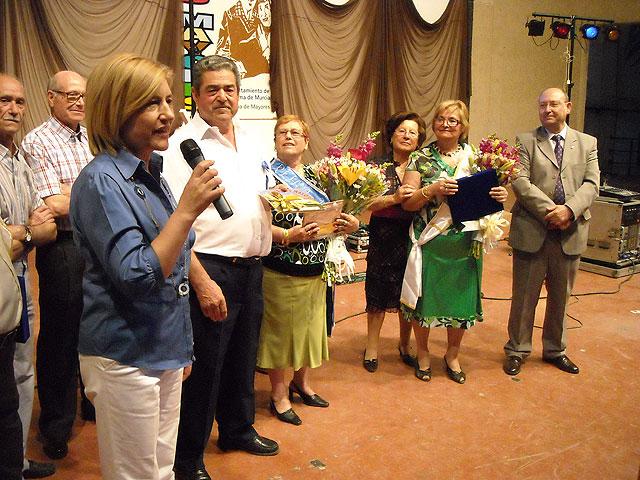Los Mayores de la localidad disfrutaron con el inicio de la celebración de su semana, Foto 2