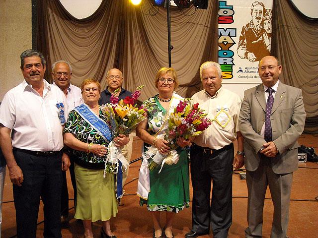 Los Mayores de la localidad disfrutaron con el inicio de la celebración de su semana, Foto 4
