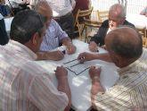 Primer encuentro lúdico-deportivo entre asociaciones de mayores de Torre Pacheco