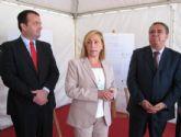 Comienzan las obras del nuevo cuartel de la Policía Local de Molina de Segura en La Alcayna