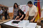 Comienzan las obras de la nueva biblioteca municipal, ubicada en el barrio El Parral