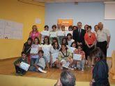 El colegio Río Segura de Archena, primer premio nacional del Concurso de Cuentos Consum