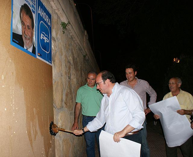 El PP de Puerto Lumbreras inicia la campaña electoral de las próximas Elecciones Europeas - 1, Foto 1