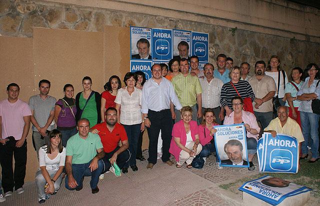 El PP de Puerto Lumbreras inicia la campaña electoral de las próximas Elecciones Europeas - 2, Foto 2