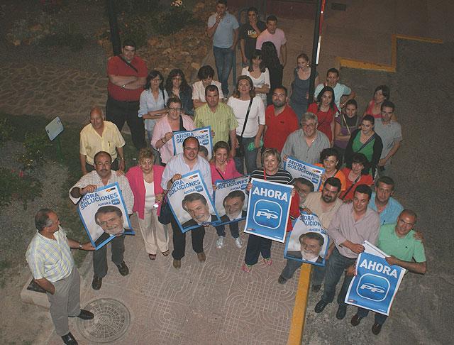El PP de Puerto Lumbreras inicia la campaña electoral de las próximas Elecciones Europeas - 3, Foto 3
