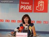 El PSOE de Totana presenta la campaña para las elecciones del 7-J