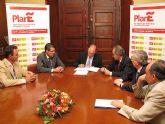 El Gobierno de España inicia el encauzamiento y acondicionamiento de la Rambla de San Cayetano de Torre-Pacheco (Murcia)