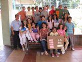 Los alumnos y alumnas de 6º curso del Colegio P�blico Antonio Machado visitaron el Archivo Municipal