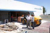 Puerto Lumbreras inicia las obras de remodelación y mejora de la Oficina de Turismo