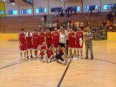 La concejalía de Deportes felicita al Club Baloncesto Totana