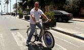 El servicio municipal de préstamo de bicicletas empieza a funcionar con éxito